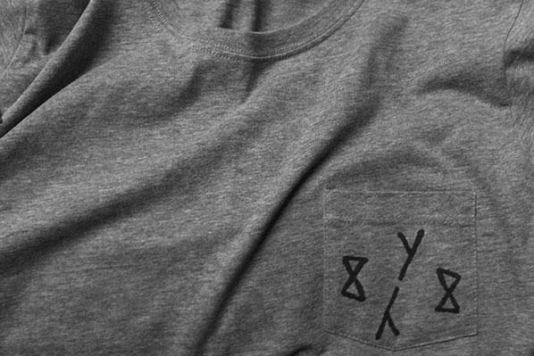 8Y8 eco-friendly T-shirt