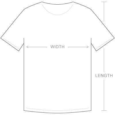 men's eco-friendly T-shirt size