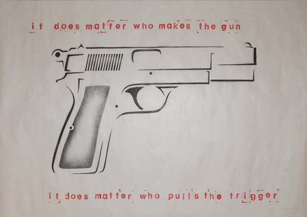 It Does Matter Who Makes the Gun