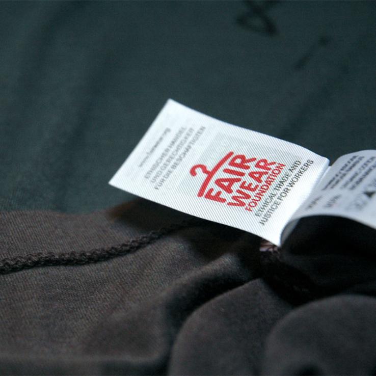 8y8 grey teal dip-dye t-shirt fairwear