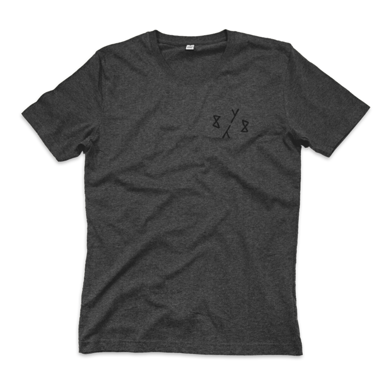 8Y8 Head Full of Pills T-shirt organic cotton
